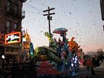 Mardi Gras parade!